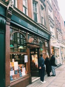 Daunt Books.