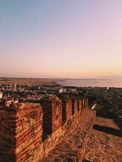 Ausblick vom Trigonion Tower